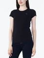 ARMANI EXCHANGE SHORT-SLEEVE A|X INSIGNIA TEE Non-logo Tee Woman d
