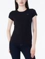ARMANI EXCHANGE SHORT-SLEEVE A|X INSIGNIA TEE Non-logo Tee Woman f