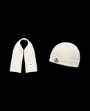 MONCLER HAT AND SCARF KIT - Hat and scarf kits - women