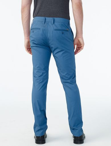 ARMANI EXCHANGE STRAIGHT FIT CHINO Man retro