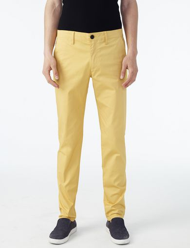 ARMANI EXCHANGE SLIM FIT CHINO Man front