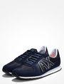 ARMANI EXCHANGE RETRO LOGO SNEAKERS Sneaker Homme r