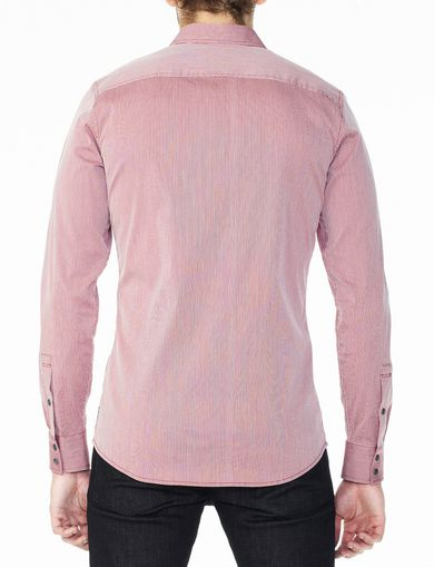 SLIM STRETCH SNAP SHIRT