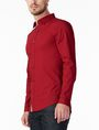 ARMANI EXCHANGE STRIPED PLACKET SUPER SLIM SHIRT Long sleeve shirt U d