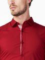 ARMANI EXCHANGE STRIPED PLACKET SUPER SLIM SHIRT Long sleeve shirt U e