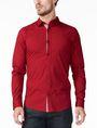 ARMANI EXCHANGE STRIPED PLACKET SUPER SLIM SHIRT Long sleeve shirt U f