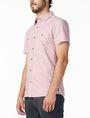 ARMANI EXCHANGE SHORT-SLEEVE END-ON-END SHIRT Short sleeve shirt Man d
