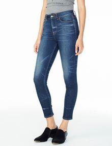 ARMANI EXCHANGE HIGH-RISE SUPER-SKINNY JEAN Skinny jeans       pickupInStoreShipping info 212241cd5a5