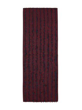 Écharpe fil coupé