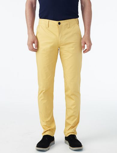 ARMANI EXCHANGE STRAIGHT FIT CHINO Man front