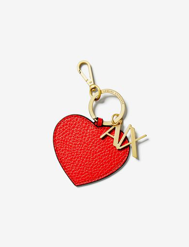 ARMANI EXCHANGE A|X HEART KEYRING Woman front