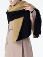 ARMANI EXCHANGE BICOLOR OVERSIZED SCARF Scarf D r