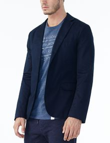 ARMANI EXCHANGE TWO-BUTTON CHINO BLAZER Blazer U d
