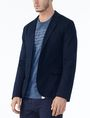 ARMANI EXCHANGE TWO-BUTTON CHINO BLAZER Blazer Man d