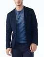 ARMANI EXCHANGE TWO-BUTTON CHINO BLAZER Blazer Man f