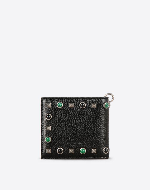 Rockstud Rolling chain wallet