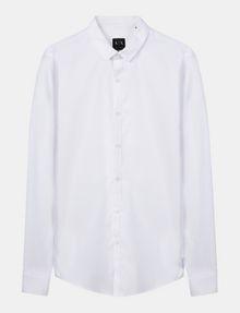 ARMANI EXCHANGE NON IRON SLIM DRESS SHIRT Langärmeliges Hemd Herren b