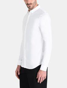 ARMANI EXCHANGE NON IRON SLIM DRESS SHIRT Langärmeliges Hemd Herren d