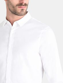 ARMANI EXCHANGE NON IRON SLIM DRESS SHIRT Langärmeliges Hemd Herren e