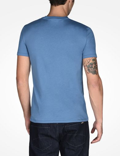ARMANI EXCHANGE Logo-T-Shirt Herren R