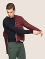 ARMANI EXCHANGE COTTON CASHMERE CREWNECK SWEATER Crew Neck Man a