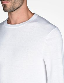 ARMANI EXCHANGE COTTON CASHMERE CREWNECK SWEATER Pullover Man e