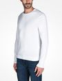 ARMANI EXCHANGE COTTON CASHMERE CREWNECK SWEATER Pullover Man d