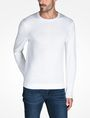 ARMANI EXCHANGE COTTON CASHMERE CREWNECK SWEATER Pullover Man f