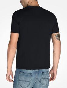 ARMANI EXCHANGE AX BOX LOGO T-SHIRT Logo T-shirt Man r