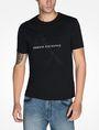 ARMANI EXCHANGE AX BOX LOGO T-SHIRT Logo T-shirt Man f