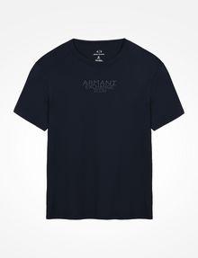 ARMANI EXCHANGE AX ICON CREWNECK T-SHIRT Logo T-shirt Man b