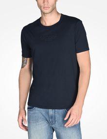ARMANI EXCHANGE AX ICON CREWNECK T-SHIRT Logo T-shirt Man f