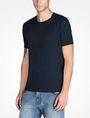 ARMANI EXCHANGE AX ICON CREWNECK T-SHIRT Logo T-shirt Man d