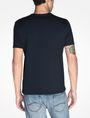 ARMANI EXCHANGE AX ICON CREWNECK T-SHIRT Logo T-shirt Man r