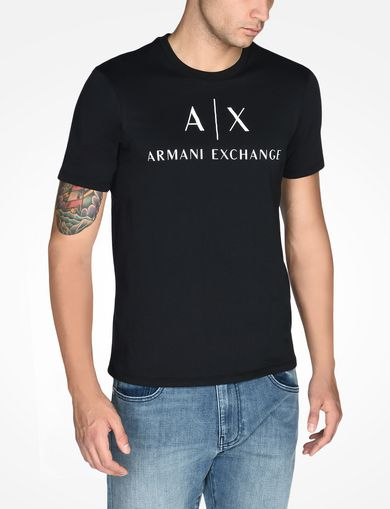 AX CREWNECK T-SHIRT
