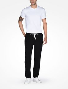 ARMANI EXCHANGE Fleece-Hose Herren a