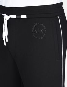 ARMANI EXCHANGE Fleece-Hose Herren e