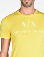ARMANI EXCHANGE Logo-T-Shirt Herren e