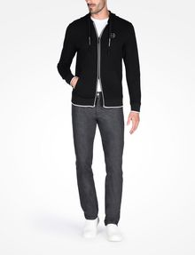 ARMANI EXCHANGE Fleece-Jacke Herren a