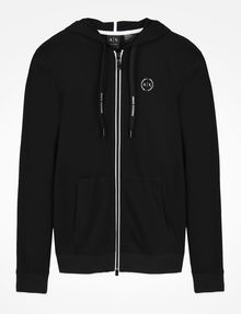 ARMANI EXCHANGE Fleece-Jacke Herren b