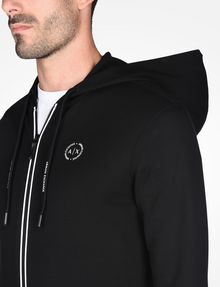 ARMANI EXCHANGE Fleece-Jacke Herren e