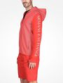 ARMANI EXCHANGE REFLECTIVE LOGO HOODIE Fleece Jacket Man d