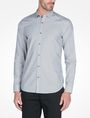 ARMANI EXCHANGE SLIM FIT STRIPED SHIRT Long sleeve shirt Man f