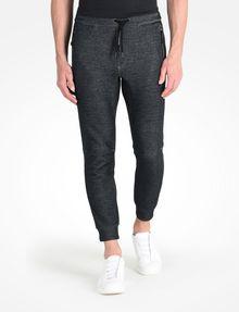 ARMANI EXCHANGE REFLECTIVE LOGO PANTS Fleece Pant Man f