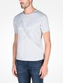 ARMANI EXCHANGE AX BOX LOGO T-SHIRT Logo T-shirt Man d