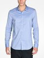 ARMANI EXCHANGE SLIM FIT CHAMBRAY SHIRT Langärmeliges Hemd Herren f