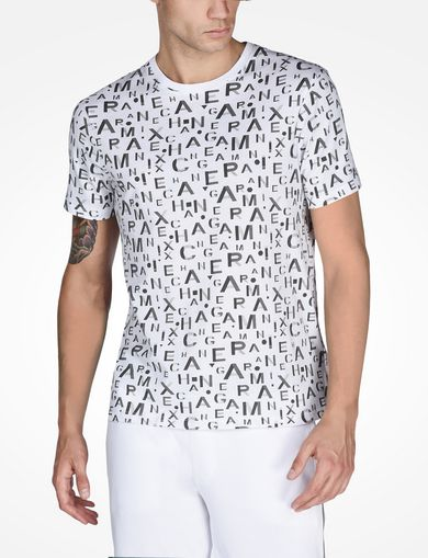 ランダムロゴTシャツ