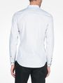 ARMANI EXCHANGE SLIM FIT STRIPED SHIRT Long-Sleeved Shirt Man r