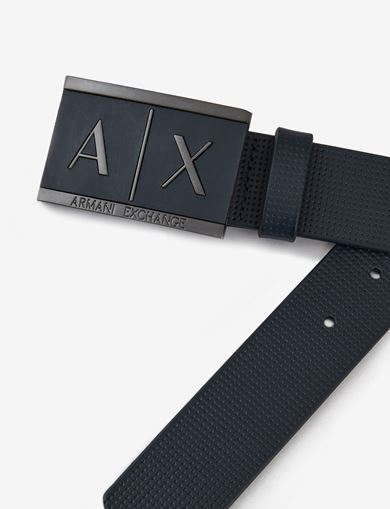 INLAY LOGO BELT