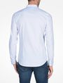 ARMANI EXCHANGE SLIM FIT STRIPED SHIRT Long sleeve shirt Man r